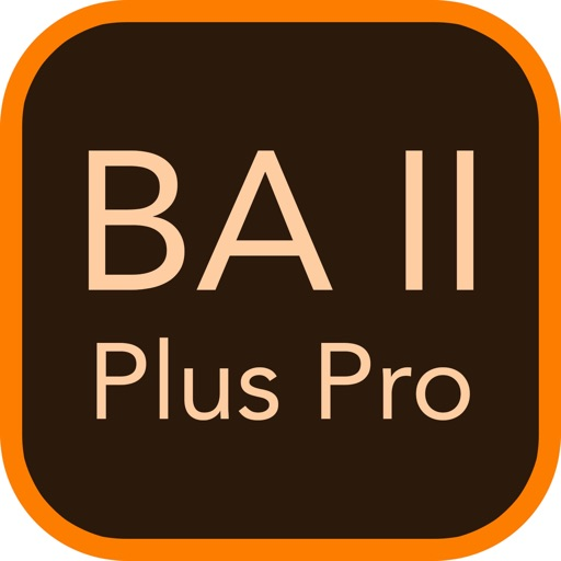 BA II Pro Financial Calculator