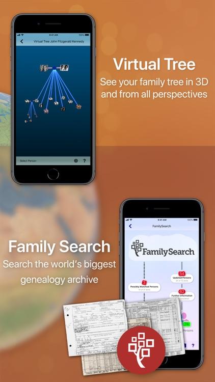MobileFamilyTree 8 screenshot-5