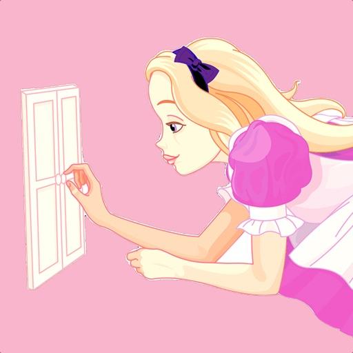アリスメモ帳 - 女の子のための可愛いメモ帳
