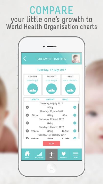 Baby Diaries Global screenshot-3