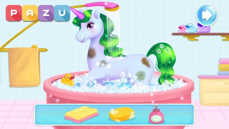 My Unicorn dress up for kids