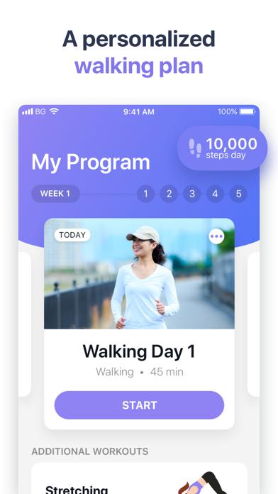 Organic Walk: Weight Loss Appのおすすめ画像2