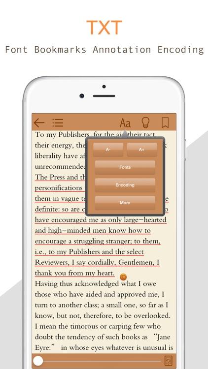 eReader™ screenshot-3