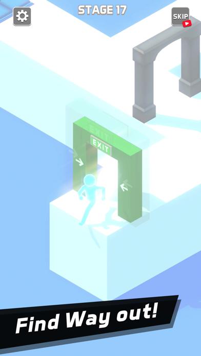 Sneak Out 3D screenshot 4