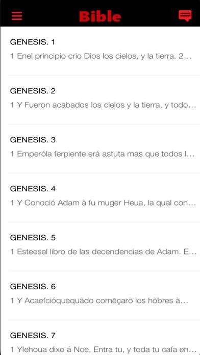 Screenshot for Biblia del Oso in United States App Store