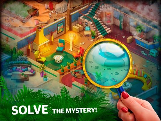 Hidden Hotel: Miami Mystery screenshot #1
