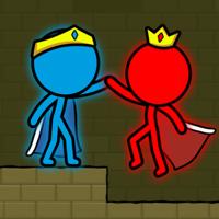 Red & Blue Stickman - Tingo Cover Art