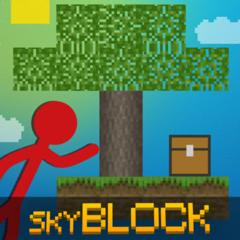 Stickman Skyblock: Multicraft