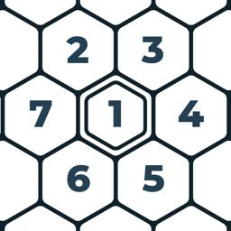 Ícone do app Number Mazes: Rikudo Puzzles
