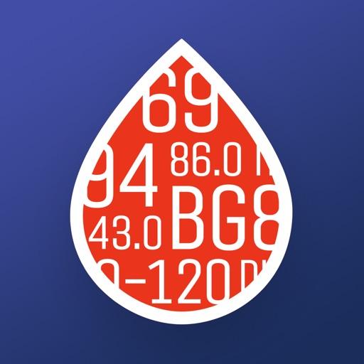 Glucose Buddy+ for Diabetes icon