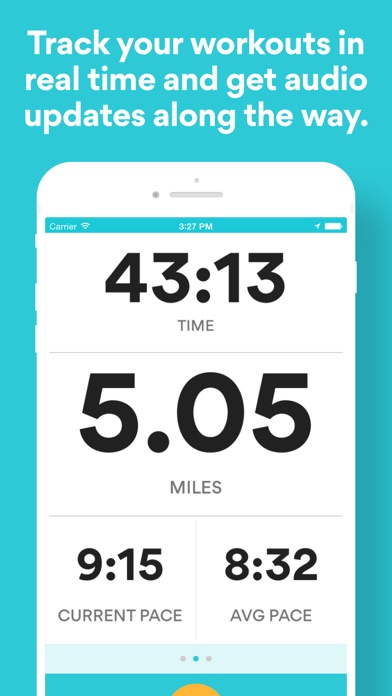 Runkeepergps Running Tracker review screenshots