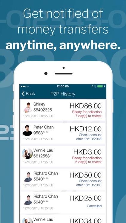 JETCO Pay P2P Collect screenshot-4