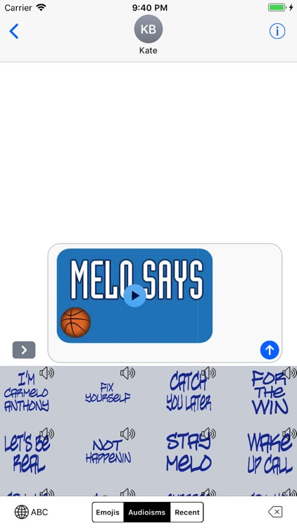 MeloMoji with Audioisms screenshot-3