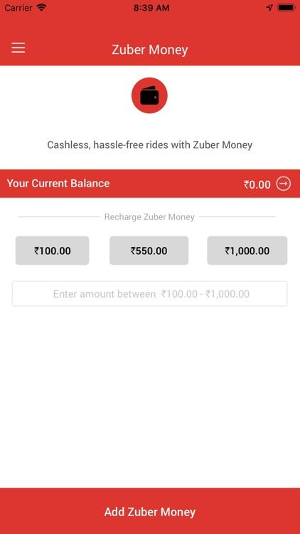 Zuber Passenger screenshot-6