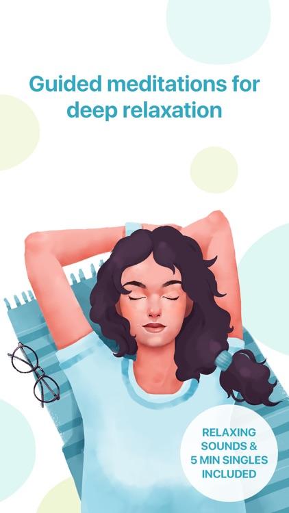 Meditation & Sounds by Verv screenshot-0