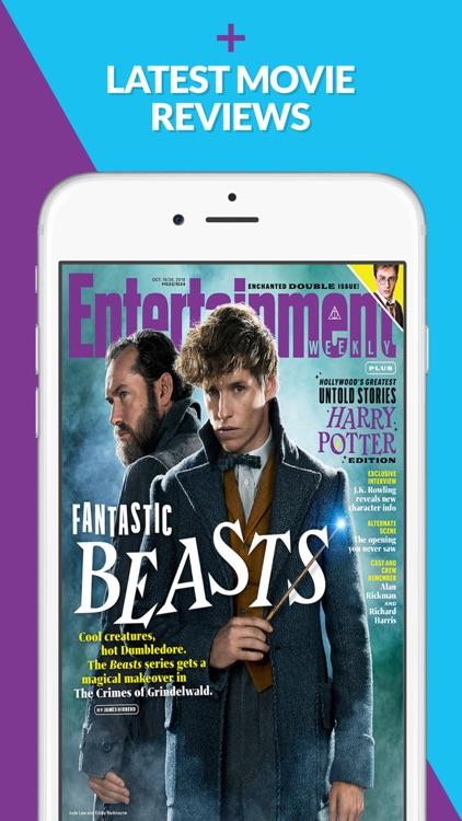 Entertainment Weekly Magazine screenshot-3