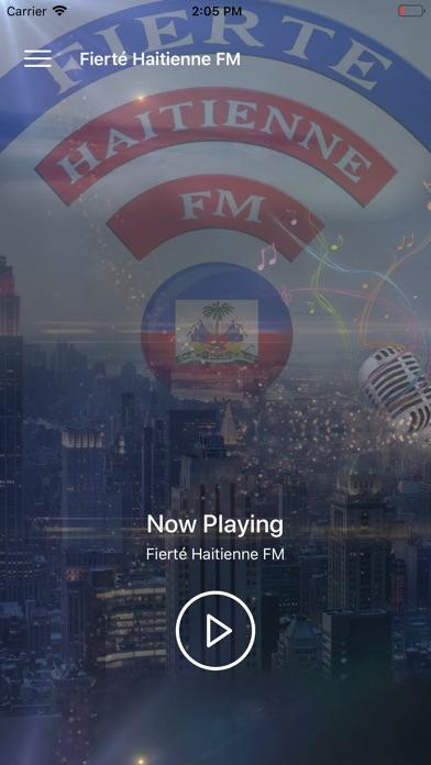 Fierte Haitienne FM screenshot #2