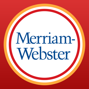 Merriam-Webster Dictionary Pro app