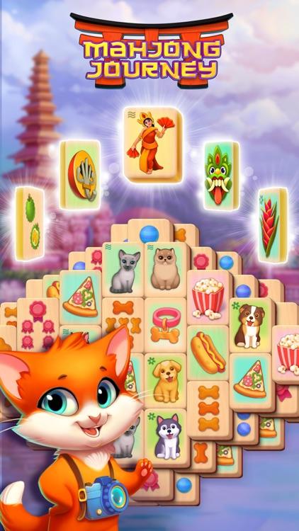 Mahjong Journey®: Tile Match screenshot-0