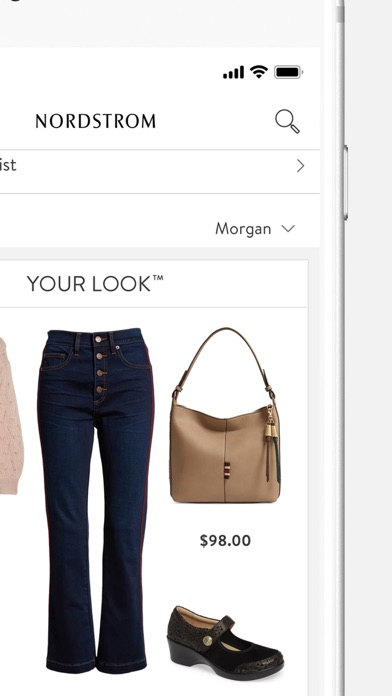 Screenshot for Nordstrom in United States App Store