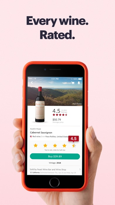 Vivino: Buy the Right Wine ScreenShot1
