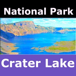 Crater Lake National Park GPS
