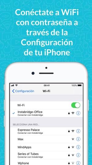 Instabridge: Contraseñas Wi-Fi en App Store