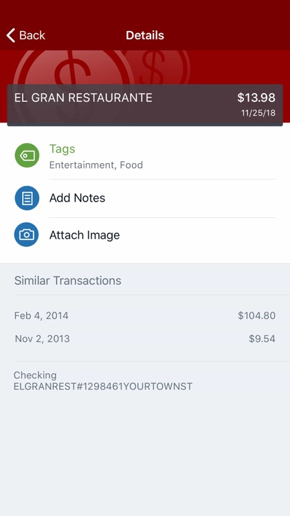 Denver Savings Bank Mobile screenshot-3