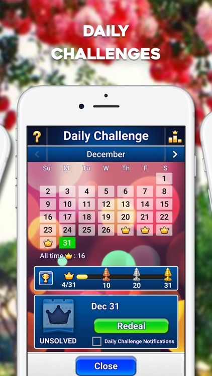 Solitaire by MobilityWare screenshot-6