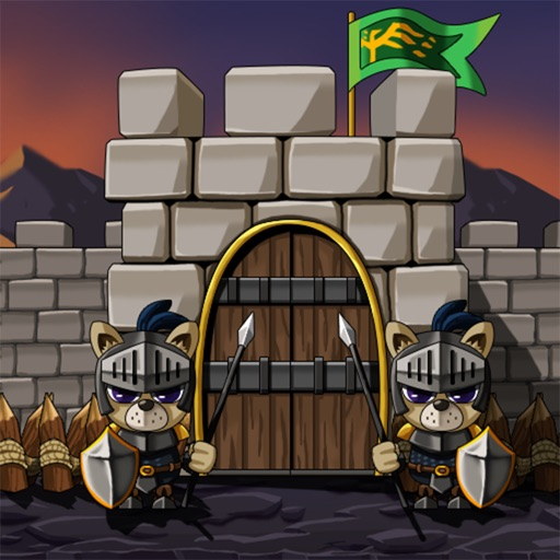 Castle Defence King icon
