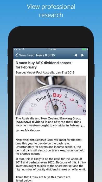 Download StockLight - ASX Stocks News for Pc