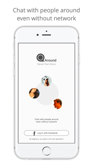 Around-Chat with People Around-0