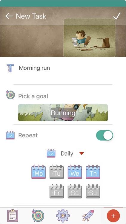 Goal Meter: Goal Tracker screenshot-9