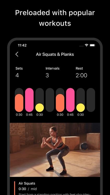 Pacer Fitness - Interval Timer screenshot-3