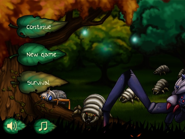 ‎Forest Spirit Screenshot