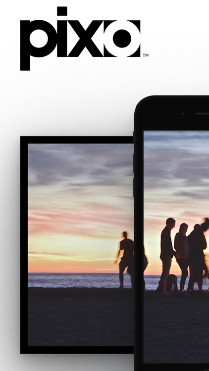 Pixo - Photo Display screenshot-0