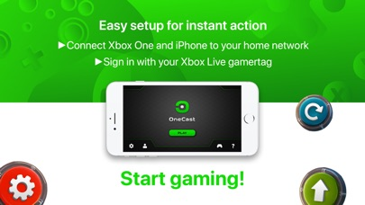 OneCast - Xbox Game Streaming Screenshot