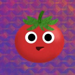 Healthy Veggie Bunch Stickers