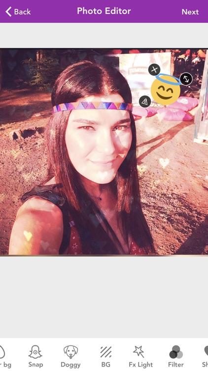 Selfie360 Photo Art Studio screenshot-5