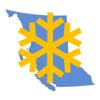 British Columbia-Alberta Snow