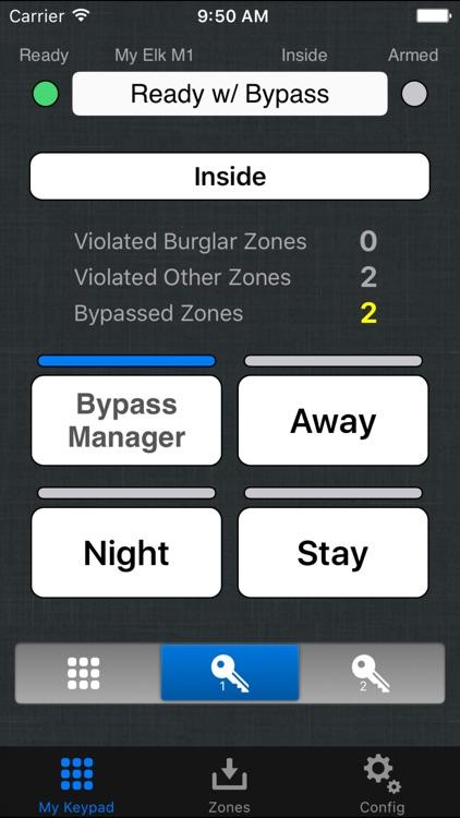 eKeypad Alarm screenshot-4