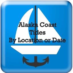 AlaskaTides Hi-Lw Date and GPS