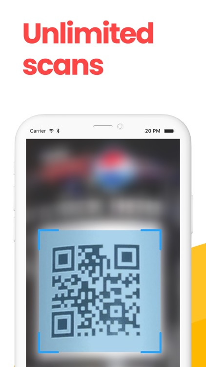 QR Code Reader: QR Scanner screenshot-3
