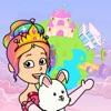 私のティーズィの世界:町ゲームで遊ぼう - iPhoneアプリ