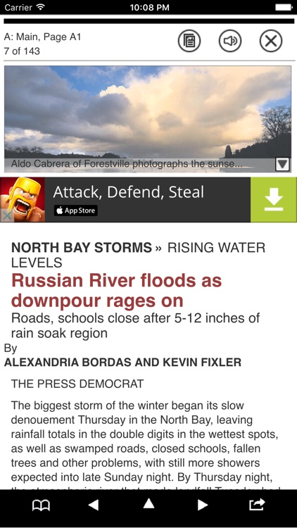 The Press Democrat eEdition screenshot-3