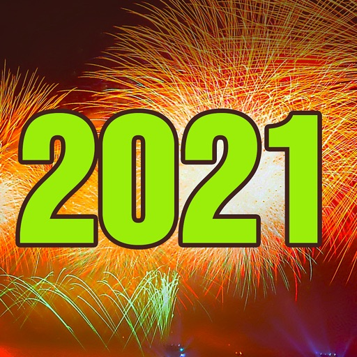 2021 - Happy New Year Cards