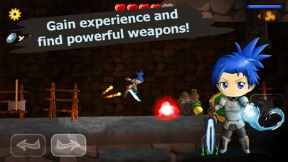 Screenshot from Swordigo