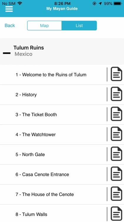 My Mayan Guide (Cancun Mexico) screenshot-5