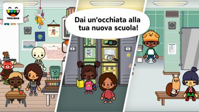 Screenshot of Toca Life: School1