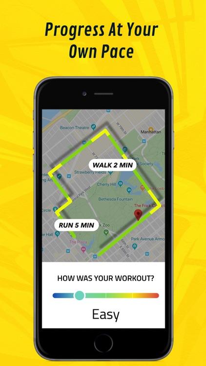 5K Runner: Couch to 5K Trainer screenshot-3